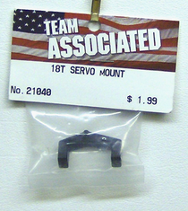 Associated 21040 18T Servo Mount