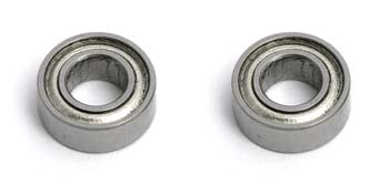 Associated 21105 Bearing 4x8x3mm RC18T (2)