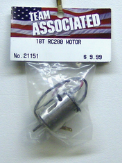 Associated 21151 18T RC280 Motor