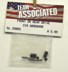 Associated 25055 Front or Rear Drive CVA Hardware