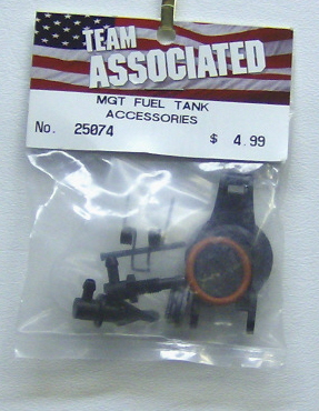 Associated 25074 MGT Fuel Tank Accessories