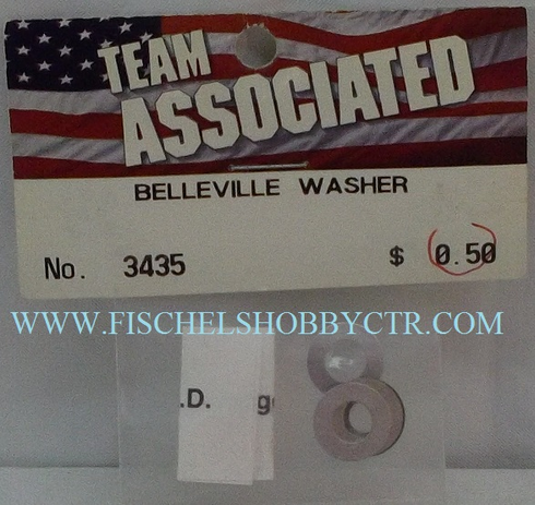 Associated 3435 Belleville washer