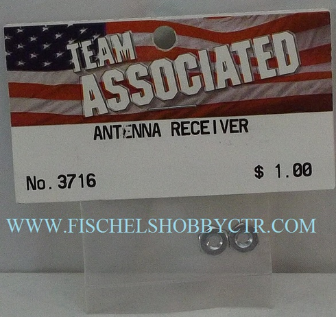 Associated 3716 Antenna receiver nuts