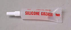 Associated 6636 Silicon Differential Grease 1/4 oz