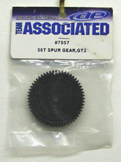 Associated 7957 56T Spur Gear GT2