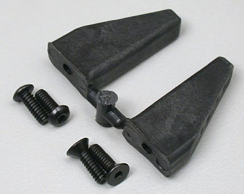 Associated 8435 Servo Mount w/Screws (2)