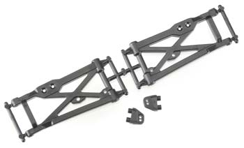 Associated 89027 Rear Lower Arms RC8 (2)