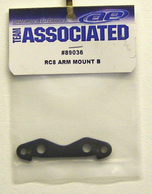 Associated 89036 RC8 Arm Mount B