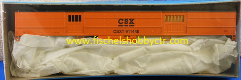 Athearn 1144 Work train Baggage car CSX 911440 kit