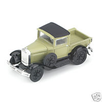 Athearn 26424 HO RTR Model A Pickup Tan