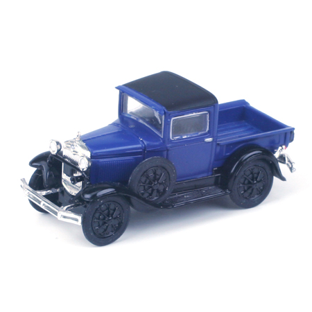 Athearn 26425  HO RTR Model A Pickup, Blue