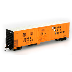 Athearn 71406 HO RTR 57' Mechanical Reefer, UPFE #457542