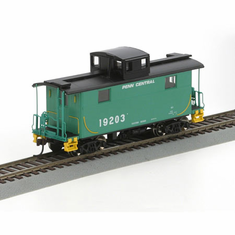 Athearn 74282 HO RTR 2-Window Caboose, PC #19203