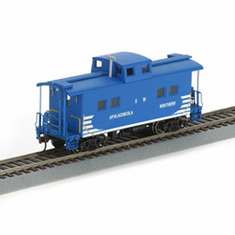 Athearn 74317 HO RTR Eastern 4-Window Caboose, AN #X10