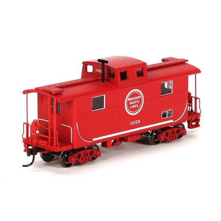 Athearn 74373 HO RTR Eastern 2-Window Caboose, MP #11009