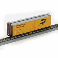 Athearn 75440 HO RTR 50' Mechanical Reefer, BN/WFMX #130