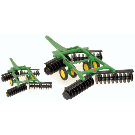 Athearn 77635 1/50 Die-Cast John Deere Disk Implement