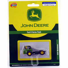 Athearn 8104 HO RTR Ford C Tractor, John Deere/Service/Grn