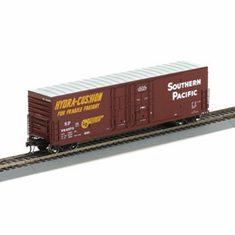 Athearn 89172 HO RTR 50' PC&F Plug Door Box, SP/Early #694614