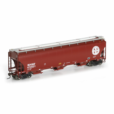 Athearn 89272 HO RTR Trinity Covered Hopper BNSF # 472521