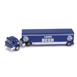 Athearn 91986 HO RTR Beverage Truck, Silver State Lager