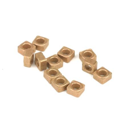 Athearn ATH40052 HO Worm Bearing, Square (12)