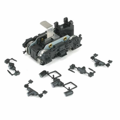 Athearn ATH46010 HO Front Power Truck, M-Blomberg