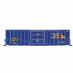"Athearn G4349 HO 50' PC&F Ext Post Box w/10'6"" Door, GWS #700215"