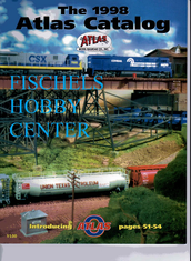 Atlas 1998 Catalog HO N O