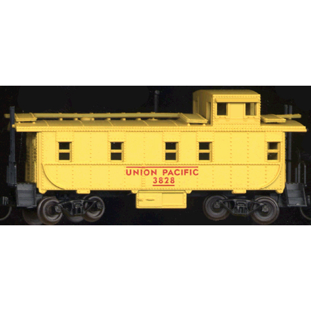 Atlas 35622 N Cupola Caboose, UP # 3828