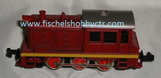 Atlas 4069 Davenport Switcher N scale no #