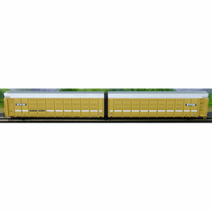 Atlas 40922 N Articulated Auto Carrier, UP #880017
