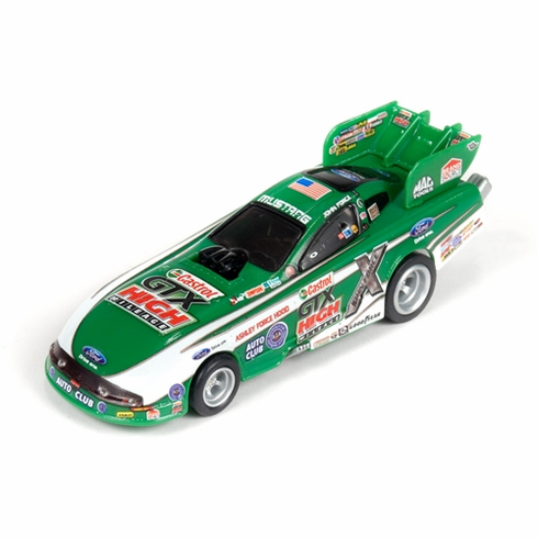 Auto World 4Gear R6 John Force Castrol GTX Mustang FC # 27 Release 6