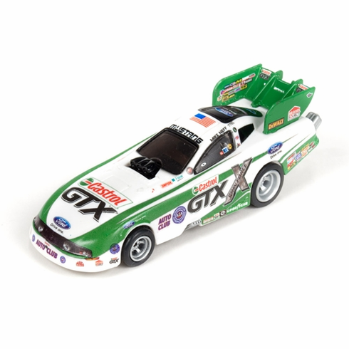 Auto World 4Gear R6 Mike Neff Castrol GTX Mustang FC # 29 Release 6