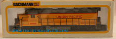 Bachmann 0586 EMD UP GP40 # 866 diesel Dummy Unpowered HO