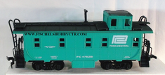 Bachmann 0981 Penn Central 36' off center cupola caboose HO
