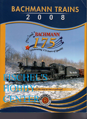 Bachmann 2008 Catalog large