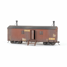 Bachmann 26998 On30 Spectrum Camp Bunk Car