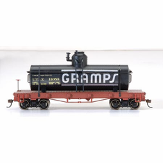 Bachmann 27145 On30 Spectrum Tank, Gramps