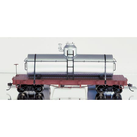 Bachmann 27198 On30 Spectrum Tank, Silver