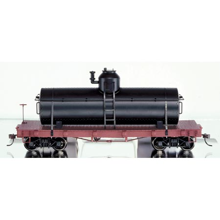 Bachmann 27199 On30 Spectrum Tank, Black