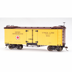 Bachmann 27464 On30 Spectrum Billboard Reefer, Penn Line