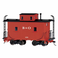 Bachmann 27712 On30 Spectrum Caboose, B&O