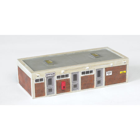 Bachmann 35107 HO Scenescapes, Site Office