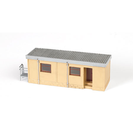 Bachmann 35108 HO Scenescapes, Portable Office