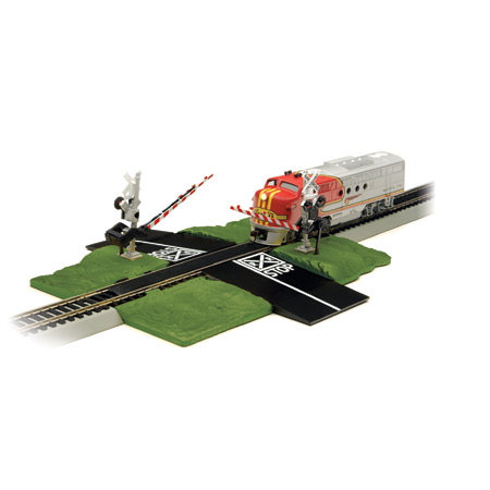 Bachmann 44879 N EZ Track Crossing Gate
