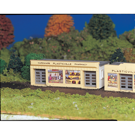 Bachmann 45143 HO Snap KIT Hardware Store