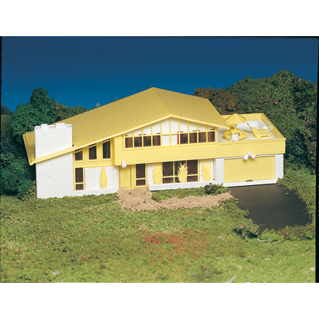 Bachmann 45432 HO Snap KIT Contemporary House