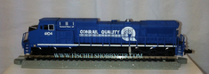 Bachmann 86066 N Spectrum Dash 8-40CW, CR/Quality #6104 USED