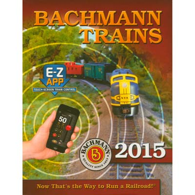 Bachmann 99815 2015 Catalog -- Williams